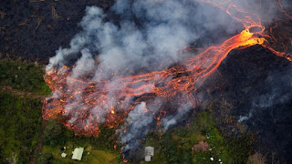 Hawaii volcano eruption enters new phase