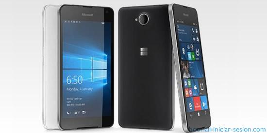lumia 650, y despertó algunas críticas