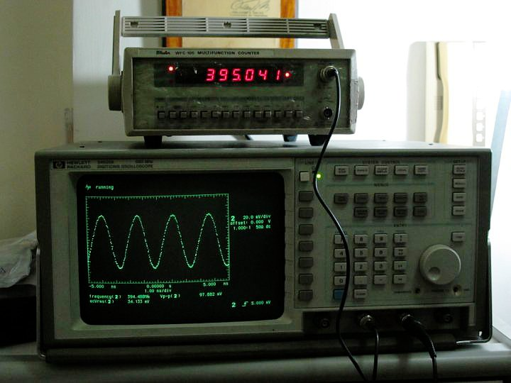 Hp 54503a Digitizing Oscilloscope Service Manual
