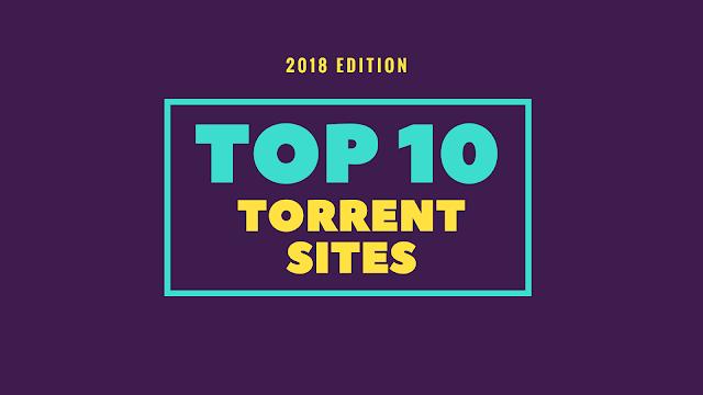 مواقع تورنت تعرف علي أفضل 10 مواقع لتحميل التورنت بسرعة كبيرة في 2018