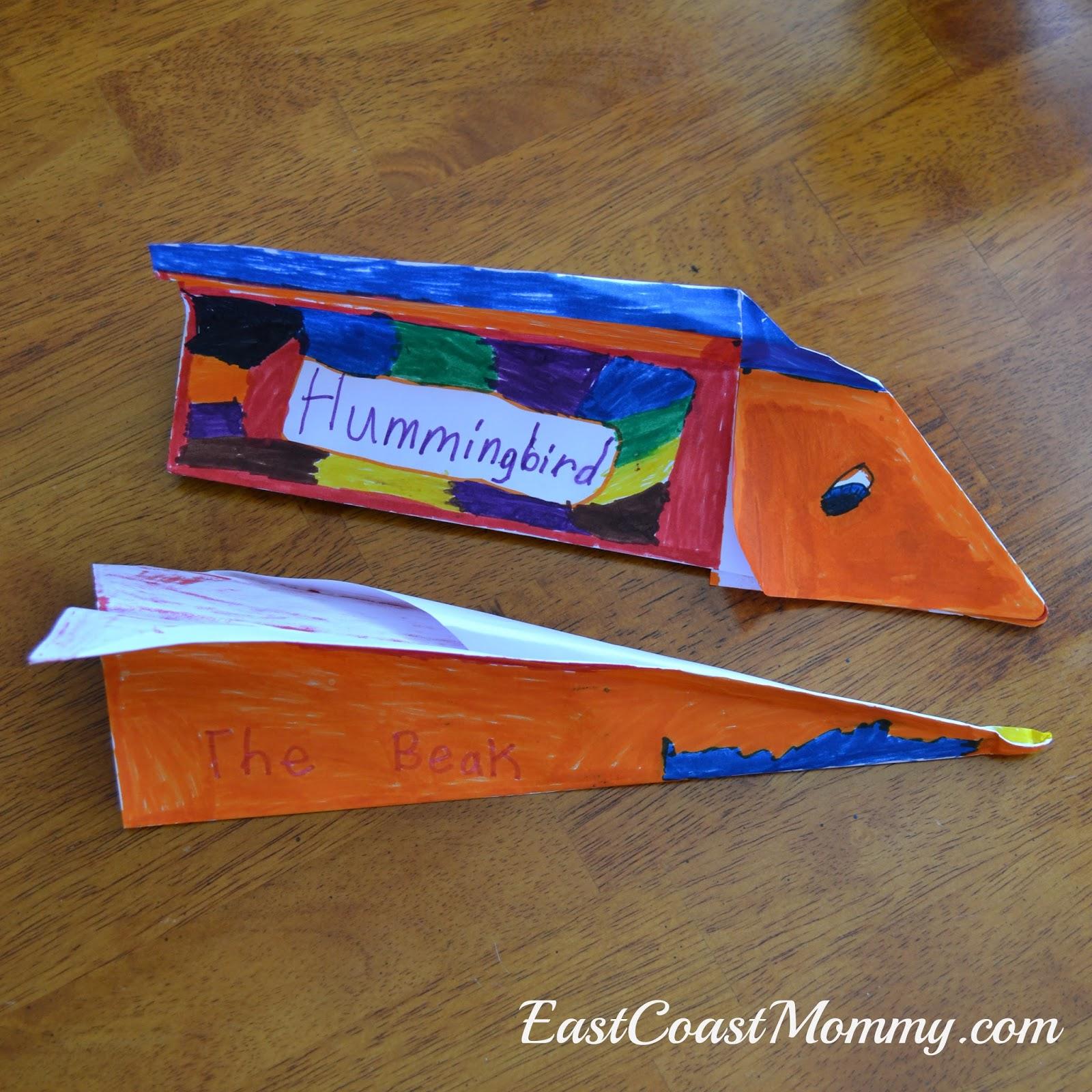 East Coast Mommy Loop De Loop Paper Airplane With Free Printable