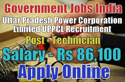 Uttar Pradesh Power Corporation Limited UPPCL Recruitment 2018