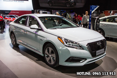 Hyundai Sonata 2016 Hải Phòng