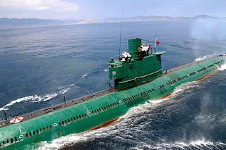 Waw Dikabarkan Jika saat ini Korut Tengah Membangun Dermaga Kapal Selam Nuklir - Commando