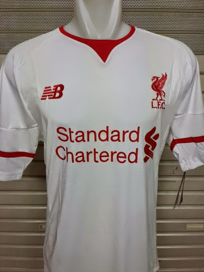 jersey away liverpool 2015-2016