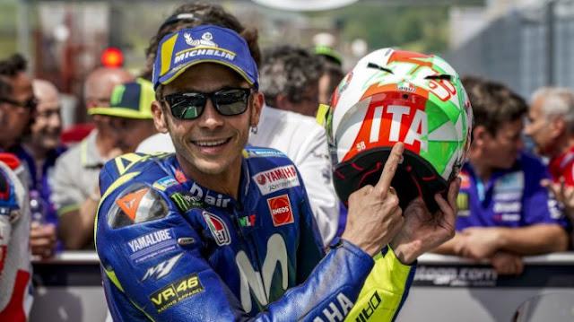 Hasil Race MotoGP Italia 2018