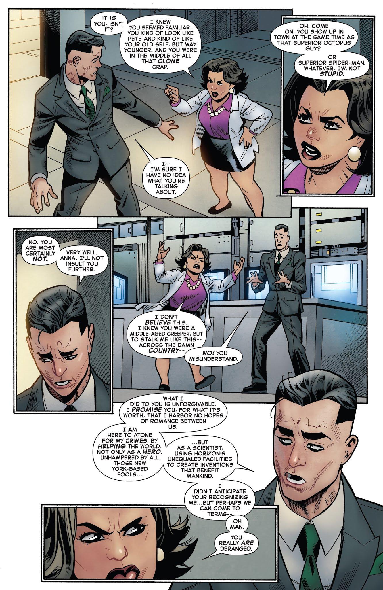 Superior Spider-Man (2019) issue 1 - Page 16