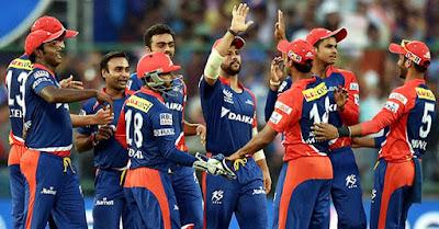 DD Squad IPL 11 2018 Full Team Celebration