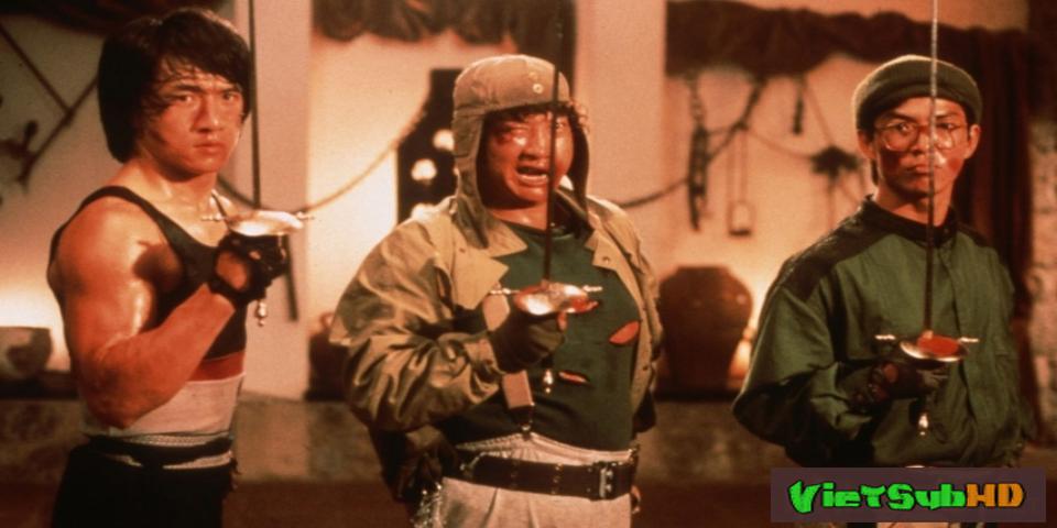 Phim Quán Ăn Lưu Động VietSub HD | Wheels On Meals 1984