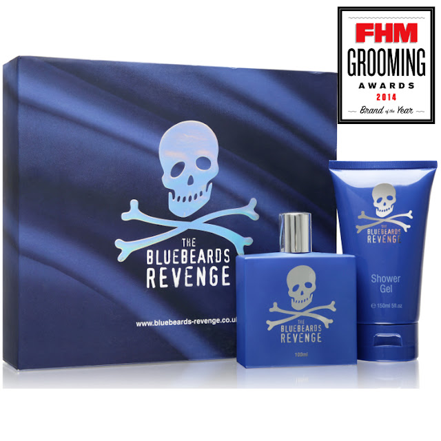Bluebeards Revenge Eau De Toilette and Shower Gel Gift Set