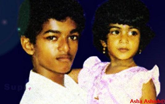 Tamil Actor Vijay Daughter Divya Saasha Photos