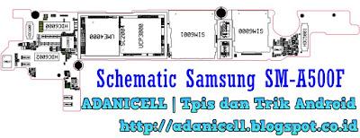 Schematic Samsung SM-A500F