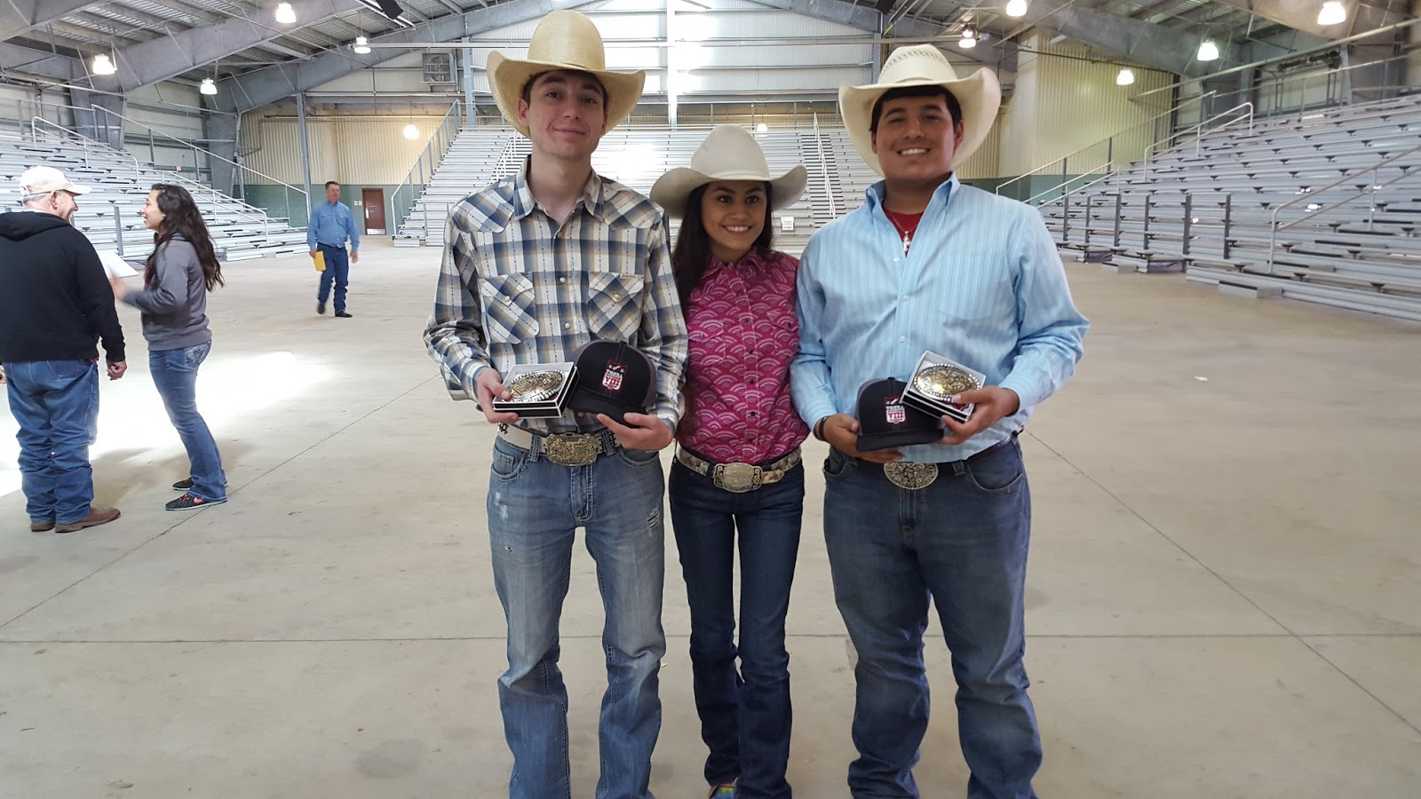 Eagle Pass Isd Ivision Ephs Rodeo Team