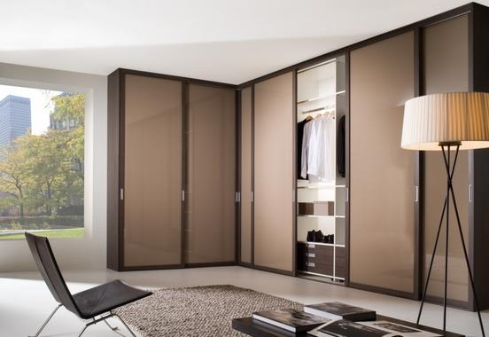 desain model lemari pakaian modern