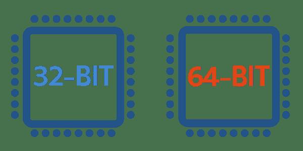 2 - Perbedaan Windows 32Bit Dan 64Bit