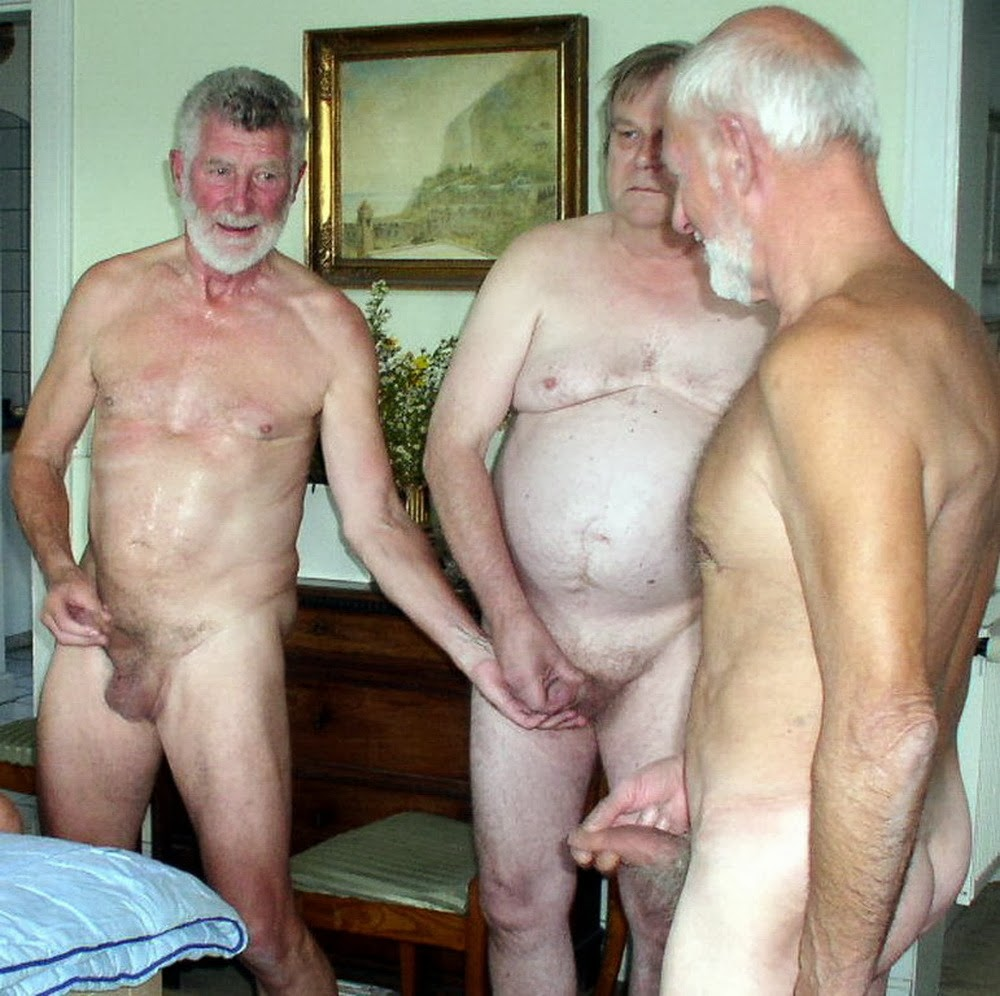 Nude Guys Jacking Off