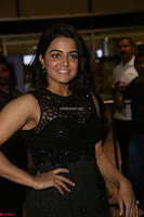 Wamiqa Gabbi in a sleeveless Black Designer Transparent Gown at 64th Jio Filmfare Awards South ~  Exclusive 115.JPG