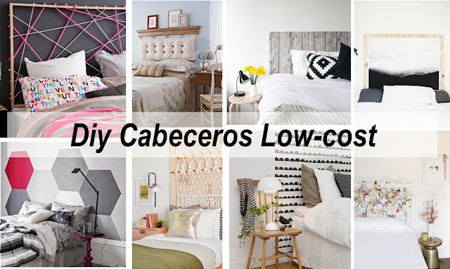 8 cabeceros low cost decorar tu casa es - Habitaciones low cost ...
