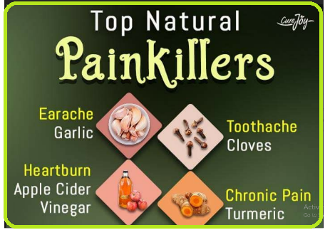 Top Natural Pain Killers Herbal Remedies for Natural Pain Relief | Natural Pain Relief: 5 Ways to Relieve Pain Without Ibuprofen | Natural Pain Relief: Supplements for Chronic Pain | Herbal Remedies for Natural Pain Relief | Everyday Health | 8 of the Best Natural Pain Killers for Natural Pain Relief | 14 Natural Pain Relievers - Spine-Health | Top 10 Natural Pain Killers and Herbs Turn to nature/2018/10/top-natural-pain-killers-get-details-download-pdf.html