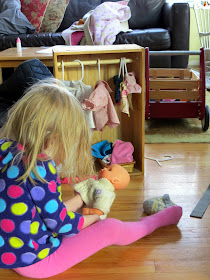 itty bitty love: busy hands - toddler edition