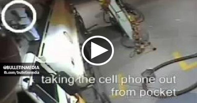 [VIDEO]  NGERI!! Pekerja Stesen Minyak Terbakar Ketika Membuka Tangki Minyak. Jika Tak Kuat Semangat JANGAN Tengok!!