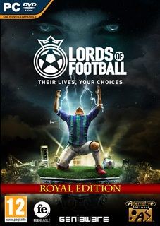 Lords of Football Complete - PC (Download Completo em Torrent)