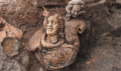 Μετά την Κυβέλη, βρέθηκαν ο Διόνυσος και ο Πάνας στα Κοτύωρα του Πόντου
