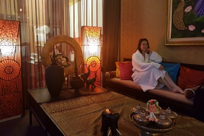 שבע ספא בהילטון תל אביב – ספא תאילנדי אותנטי יוקרתי בישראל