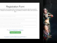 Script Registrasi Template untuk Games Private Rohan (Part 2 Edition) Free Download
