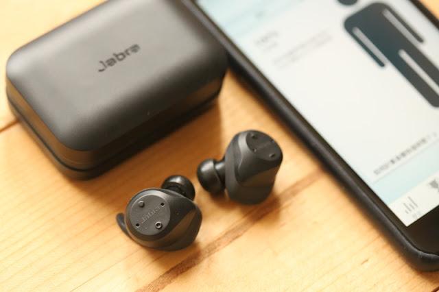 Jabra Elite Sport 真無線藍牙運動耳機