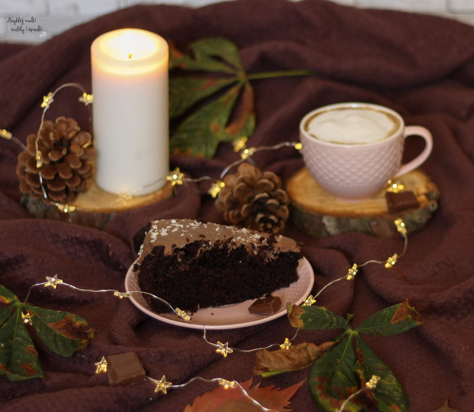 Ciasto czekoladowe, czyli co upiec na urodziny dziecka