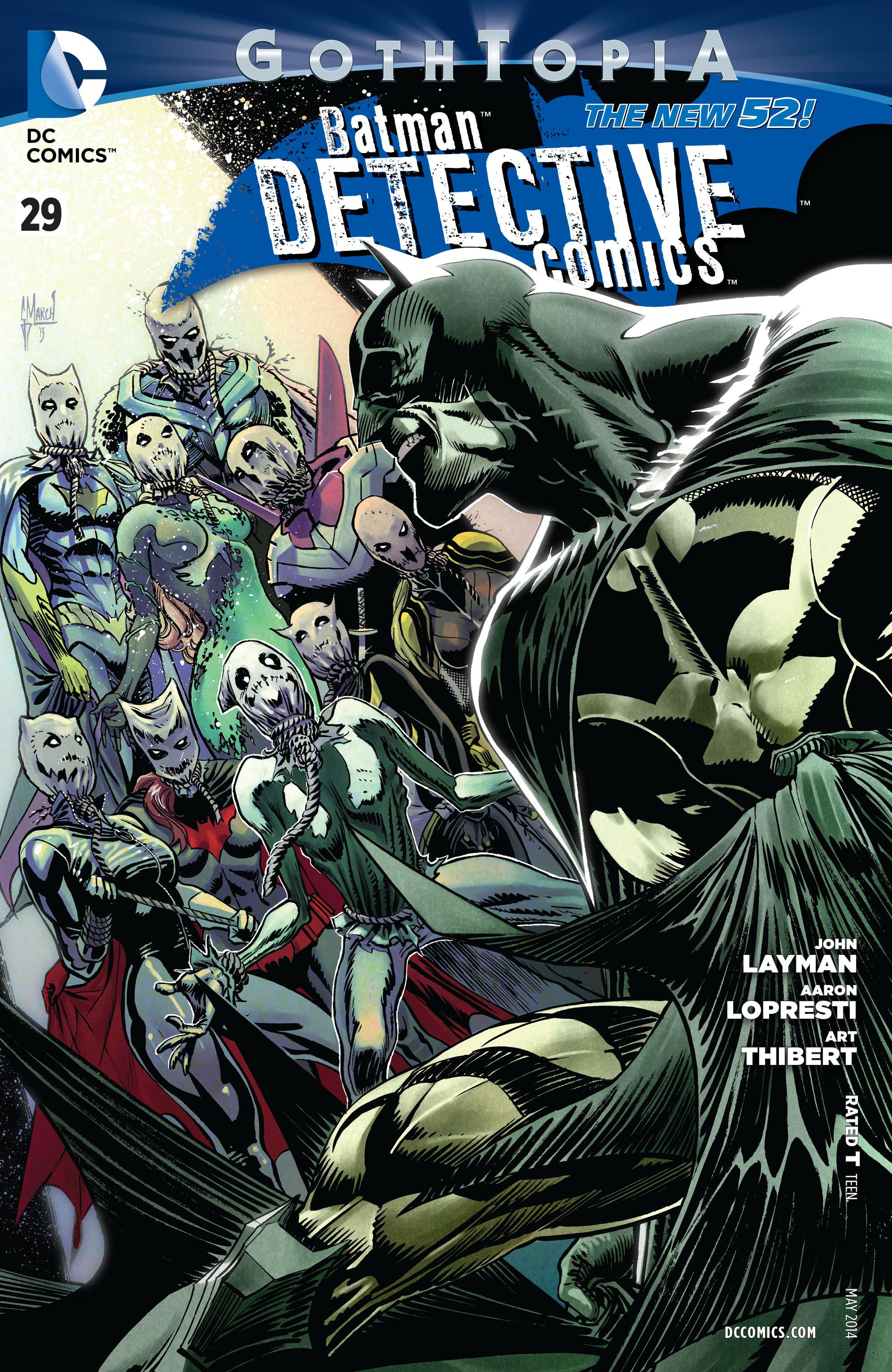 Detective Comics (2011) 29 Page 1