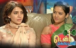 Actress Samantha Talks About Sexual Abuse, Irumbu Thirai, Vijay & Her Family