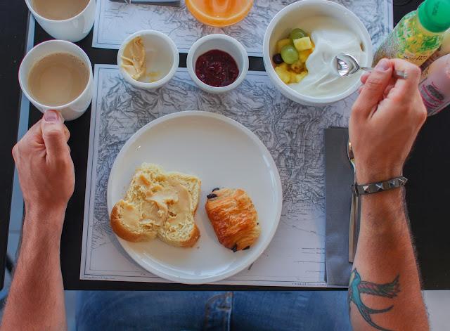 okko hotel cannes breakfast