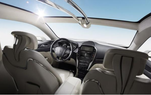 2018 lincoln mkc redesign. delighful lincoln 2018 lincoln mkc interior throughout lincoln mkc redesign