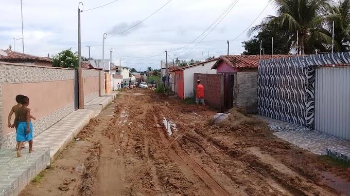Apelo: Morador da Cohab ao Secretário de obras de João Câmara, faça alguma coisa por nossa rua,
