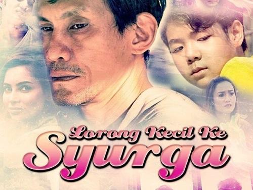 Sinopsis telemovie Lorong Kecil Ke Syurga TV9, pelakon dan gambar telemovie Lorong Kecil Ke Syurga TV9