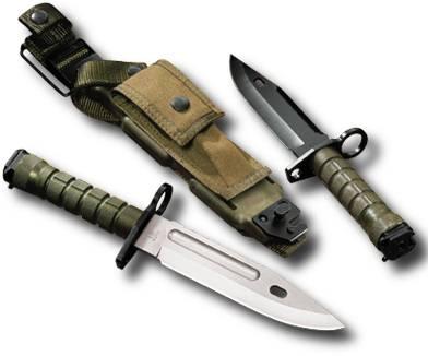 มีด M9 Bayonet