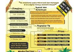 Lomba Infografis Kelas Kreatif 2018
