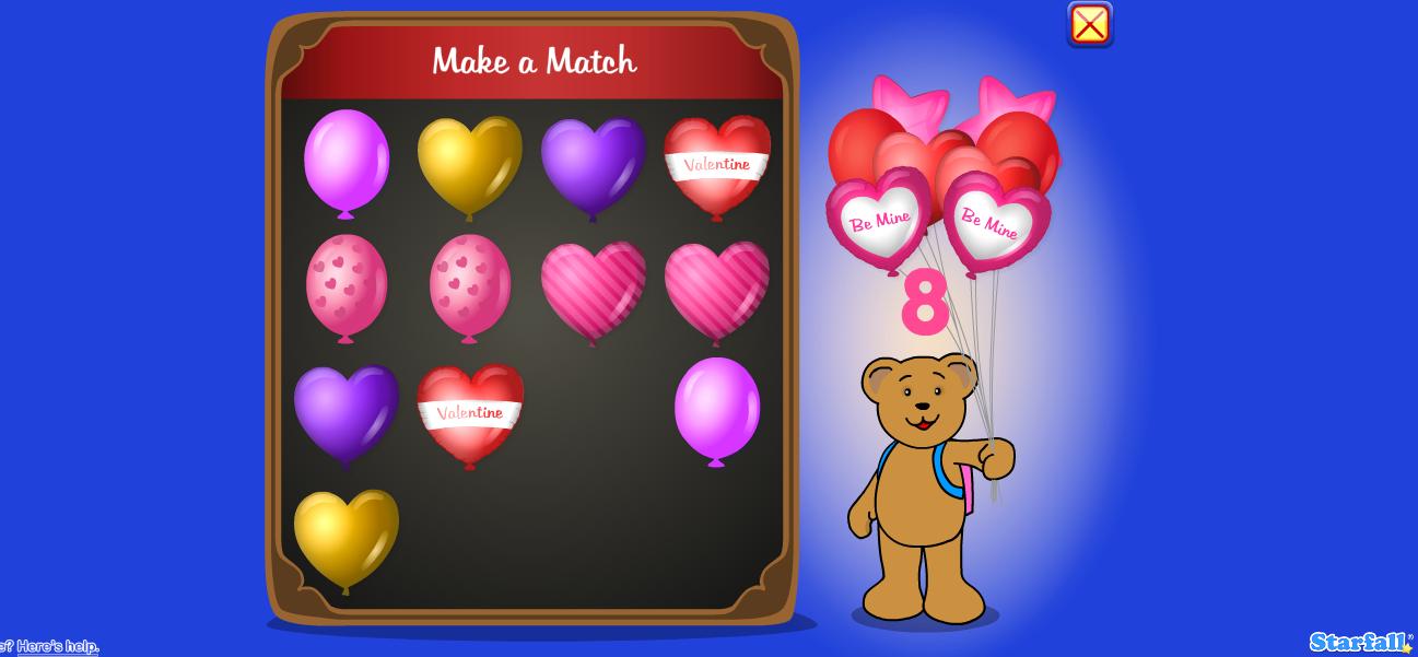 Balloon Games For Kids Online