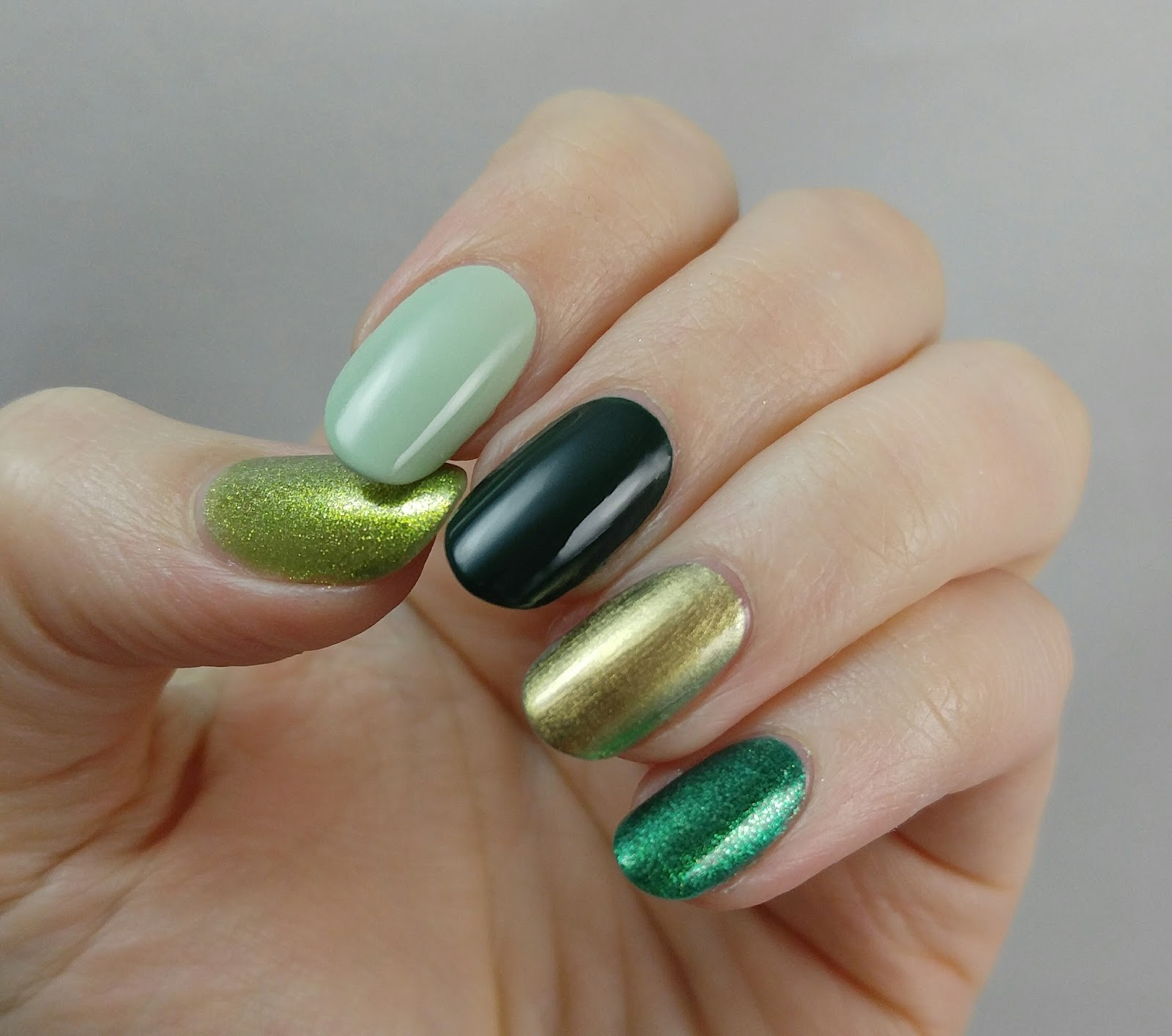 Nerdy for Nails: Everyone\'s Irish on St Patrick\'s Day