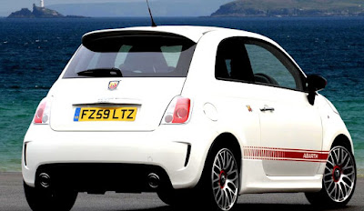 Abarth 500 Review Specs and Price