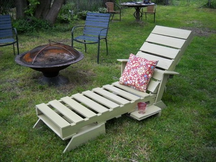 Outdoor Furniture Made With Pallets 6