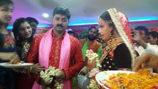 Pawan Singh and Jyoti Singh Marriage Image 10
