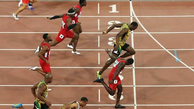 Gana Bolt, pierde Nike