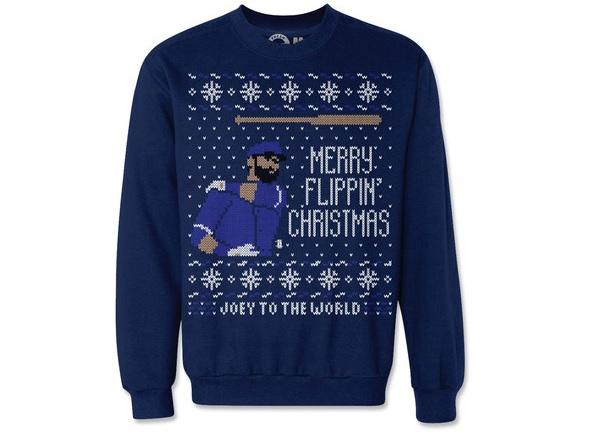Merry Flippin' Christmas: It's the Jose Bautista Bat Flip Christmas ...