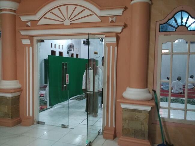 masjid pulau pasaran