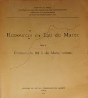 Ressources en Eau du Maroc, Tome 1