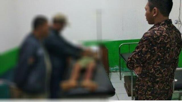 Ngamuk di Rumah Mantan yang Akan Menikah, Pemuda di Barito Tengah Bunuh Dua Orang Pakai Parang