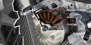 ACG Starter, Starter yang Bersuara Halus di Motor Honda